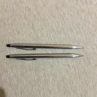 クロス(CROSS)のCROSS オシャレシャーペン&ボールペンセット 新品未使用 豪華品(ペン/マーカー)