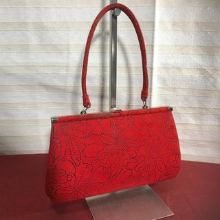 インデンヤ(印傳屋)の印伝屋 インデン ハンドバッグ 正規品(ハンドバッグ)