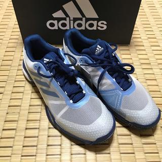 アディダス(adidas)のアディダス adidas テニスシューズ オールコート用 27㎝ 新品未使用(シューズ)