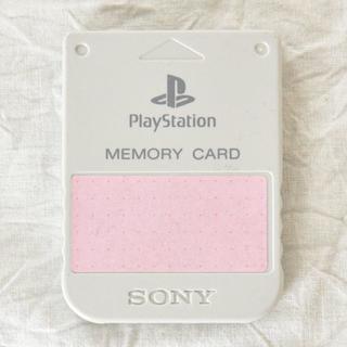 プレイステーション(PlayStation)のPS メモリーカード(その他)