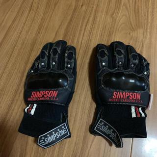 シンプソン(SIMPSON)のシンプソン   グローブ(装備/装具)