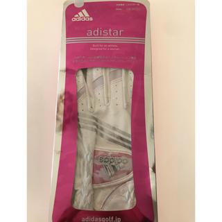 アディダス(adidas)のゴルフグローブ(手袋)
