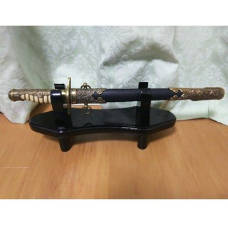金属製 模造刀 短刀 大日本海軍 装飾刀 軍刀 サーベル(武具)