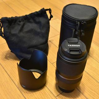 タムロン(TAMRON)の望遠レンズ ニコン用 TAMRON 70-300mm F/4-5.6 A030(レンズ(ズーム))