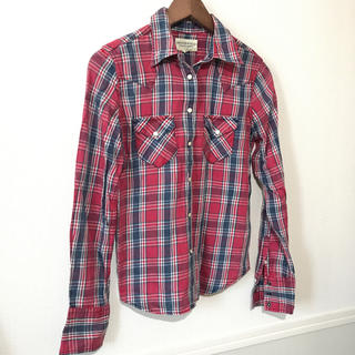 デニムアンドサプライラルフローレン(Denim & Supply Ralph Lauren)のデニムアンドサプライ チェックシャツ 超美品(シャツ/ブラウス(長袖/七分))