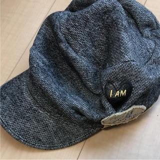 ディーゼル(DIESEL)の美品☆DIESEL キャスケット 帽子(キャスケット)
