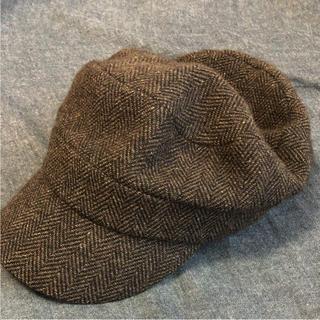 ビューティアンドユースユナイテッドアローズ(BEAUTY&YOUTH UNITED ARROWS)のB&Y UNITEDARROWS キャスケット帽子(キャスケット)