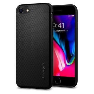 シュピゲン(Spigen)の米国ブランド iPhone8/7ケース 米軍規格 リキッドエアー(iPhoneケース)