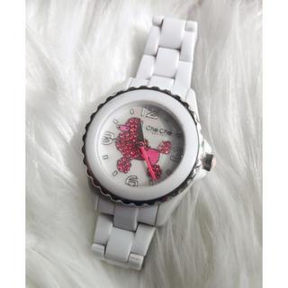 チチニューヨーク(Che Che New York)のcheche 腕時計(腕時計)