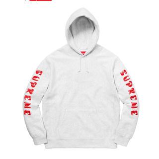 シュプリーム(Supreme)のsupremegradient sleeve hooded sweatshirt(パーカー)