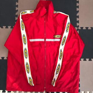 クルー(CRU)のCRU 90'S ナイロンジャケット Lサイズ(ナイロンジャケット)