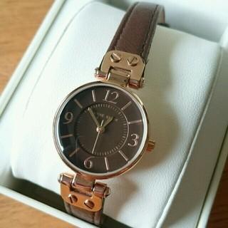 アンクライン(ANNE KLEIN)のANNE KLEIN 腕時計 レディース(腕時計)
