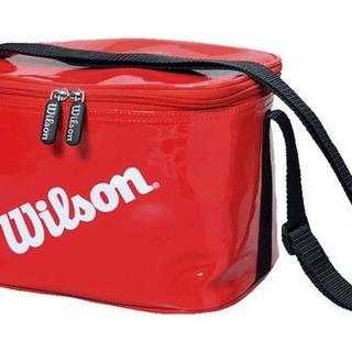 ウィルソン(wilson)のWILSON ,ウィルソン クーラーバッグ レッド(バッグ)