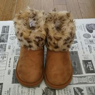 ジーユー(GU)の19㎝  GU   ブーツ  美品(ブーツ)