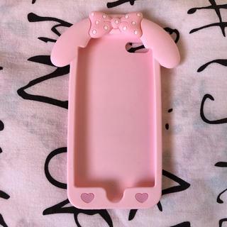 マイメロディ(マイメロディ)のマイメロ iPhoneケース サンリオ  最終値下げ☆(iPhoneケース)