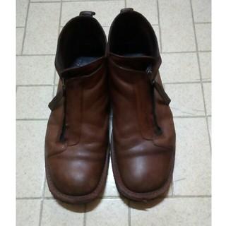 サヤ(SAYA)のSAYA ショートブーツ 24.5cm(ブーツ)