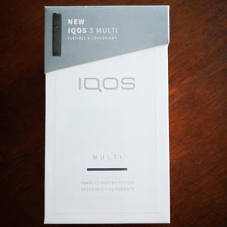 アイコス(IQOS)のアイコス3マルチ新品(その他)