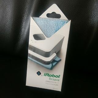 アイロボット(iRobot)のブラーバ用交換クロス3枚(掃除機)
