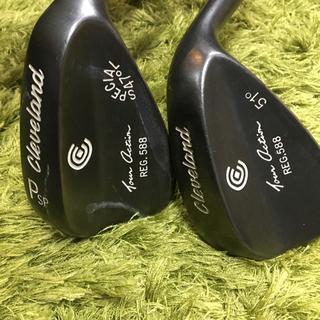 クリーブランドゴルフ(Cleveland Golf)のクリーブランド ウェッジ ドライバー 5本セット(クラブ)