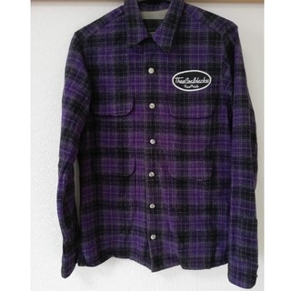 コールブラック(COALBLACK)のコールブラック チェックシャツ(シャツ)