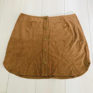 ジョア(Joie (ファッション))のJoie スエードのミニスカート(ミニスカート)