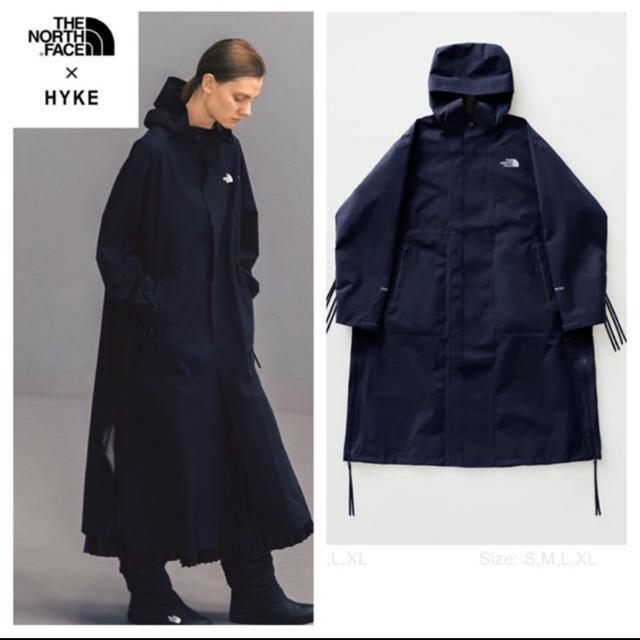 HYKE(ハイク)のTHENORTHFACE  HYKE GTX Long Coat   メンズのジャケット/アウター(マウンテンパーカー)の商品写真
