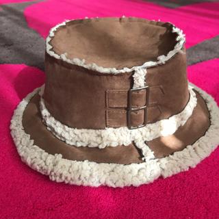 ハッカ(HAKKA)のHakka 子供帽子 ハット 未使用品 S (帽子)