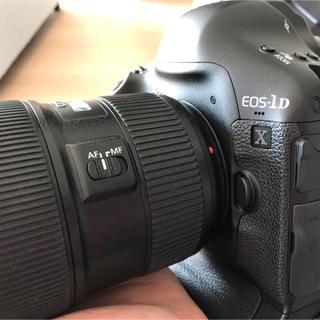キヤノン(Canon)のCanon EOS-1D X(フィルムカメラ)