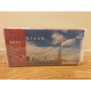 カワダ(Kawada)のナノブロック 東京タワー デラックス(模型/プラモデル)