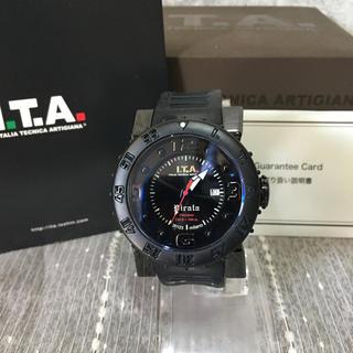 アイティーエー(I.T.A.)のI.T.A  アイティーエー 腕時計 ピラータ【大幅値下げ】(腕時計(アナログ))