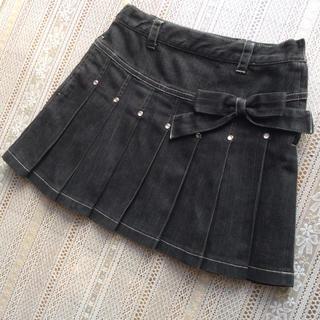 インナープレス(INNER PRESS)の‼️1300円‼️❤️可愛い❤️INNER PRESS 120 デニムスカート(スカート)