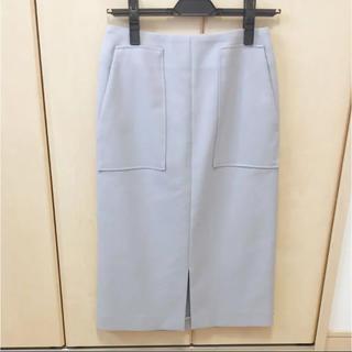 デミルクスビームス(Demi-Luxe BEAMS)のDemi-Luxe BEAMS タイトスカート♡美品(ひざ丈スカート)