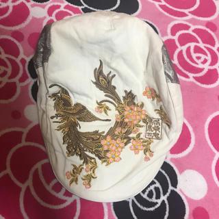 カラクリタマシイ(絡繰魂)の帽子(ハンチング/ベレー帽)