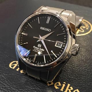 グランドセイコー(Grand Seiko)の美品 グランドセイコー SBGH005 ハイビート36000 OH済 自動巻(腕時計(アナログ))