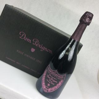 ドンペリニヨン(Dom Pérignon)のドン・ペリニヨン ロゼ 2005 6本セット!(シャンパン/スパークリングワイン)