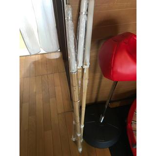 剣道用 竹刀 38  3本  2本は新品(武具)