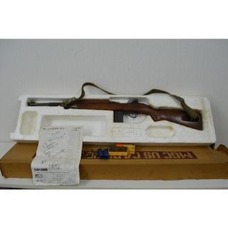 絶望先生専用 250 ジャンク MGC U.S.M-1 CARBINE(モデルガン)