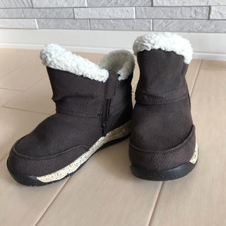ナイキ(NIKE)のNIKE キッズブーツ 14cm(ブーツ)