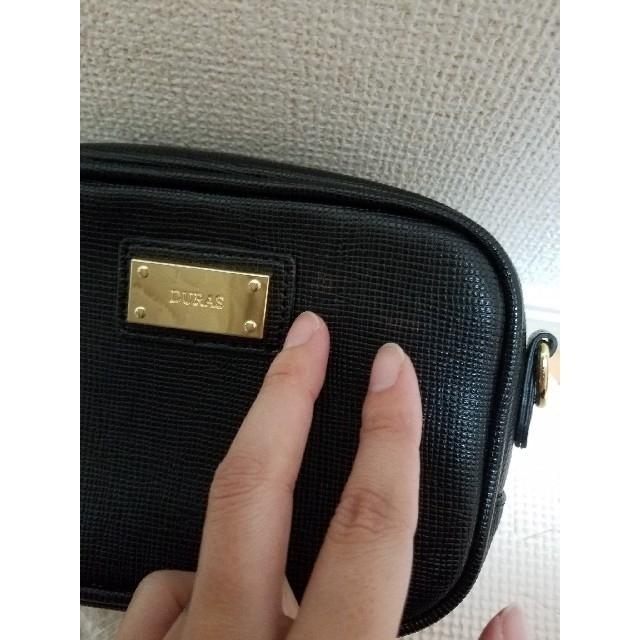 DURAS(デュラス)の【mana様専用】デュラス ☆ショルダーバッグ、パーカー☆ レディースのバッグ(ショルダーバッグ)の商品写真