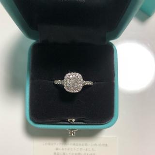 ティファニー(Tiffany & Co.)のティファニーソレスト(リング(指輪))