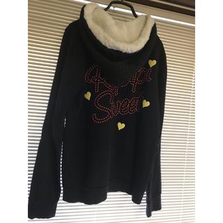 レピピアルマリオ(repipi armario)のレピピ ♡ パーカー(ジャケット/上着)