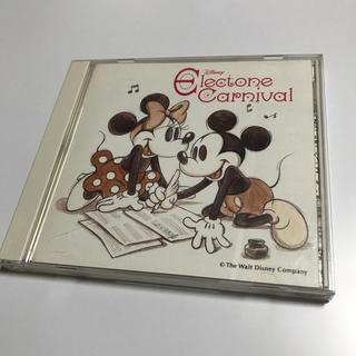 ディズニー(Disney)のディズニー エレクトーン カーニバル CD(その他)