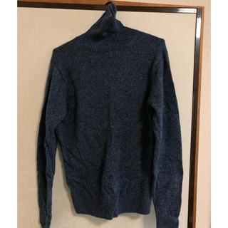 ムジルシリョウヒン(MUJI (無印良品))のメンズニット(ニット/セーター)