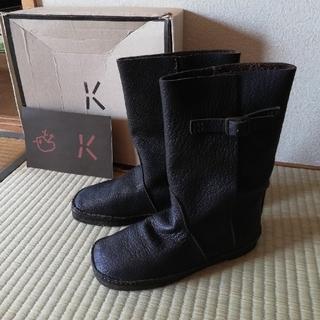 コース(KOOS)のkoos ベロニク ミドルブーツ♪(ブーツ)