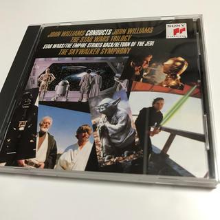 ディズニー(Disney)のベスト・オブ・スターウォーズ ジョン・ウィリアムズ サウンドトラック CD(映画音楽)