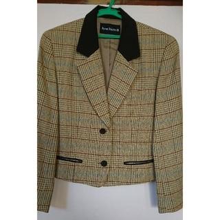 アンクライン(ANNE KLEIN)のジャケット(テーラードジャケット)