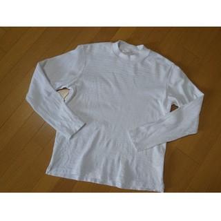 ジーユー(GU)のGU モックネック(Tシャツ/カットソー(七分/長袖))