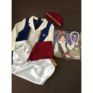 ディズニー(Disney)のアラジン コスプレ 120 子供(衣装一式)