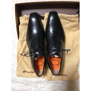 サントーニ(Santoni)の[新品]ビジネスシューズ 革靴❣️santoni  (4 )(ドレス/ビジネス)