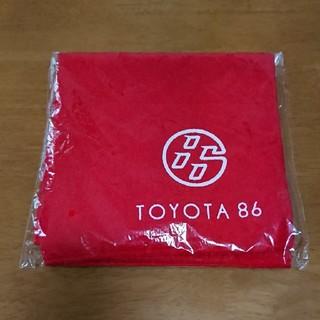 トヨタ(トヨタ)のTOYOTA86 ファイバータオル(洗車・リペア用品)